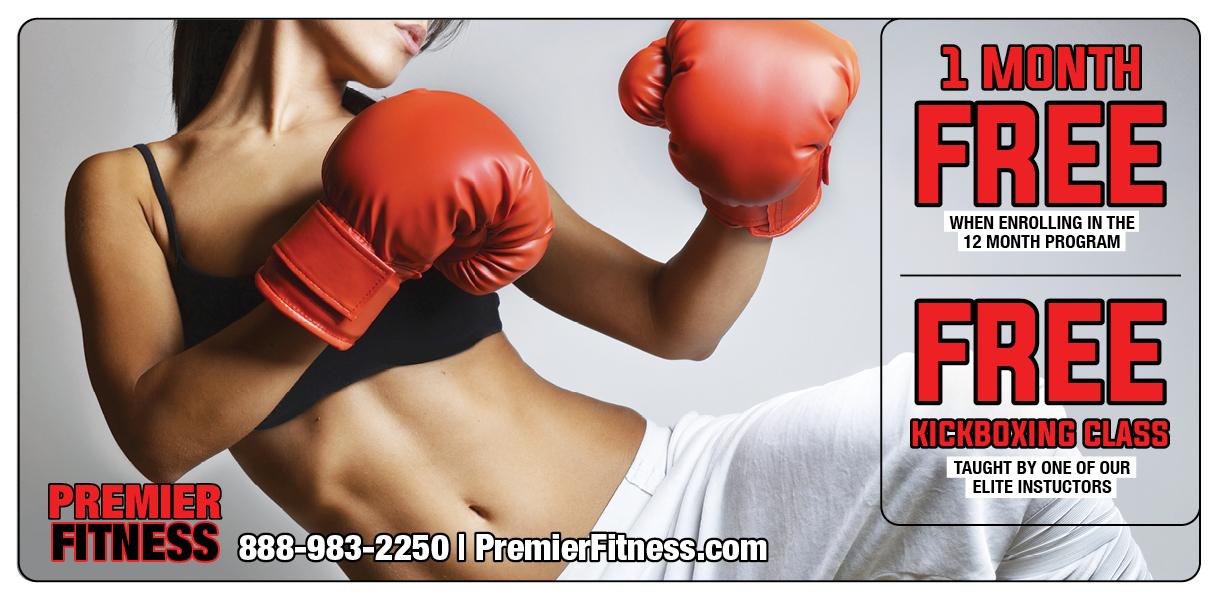 Plastic Postcard Fitness Membership Marketing 5