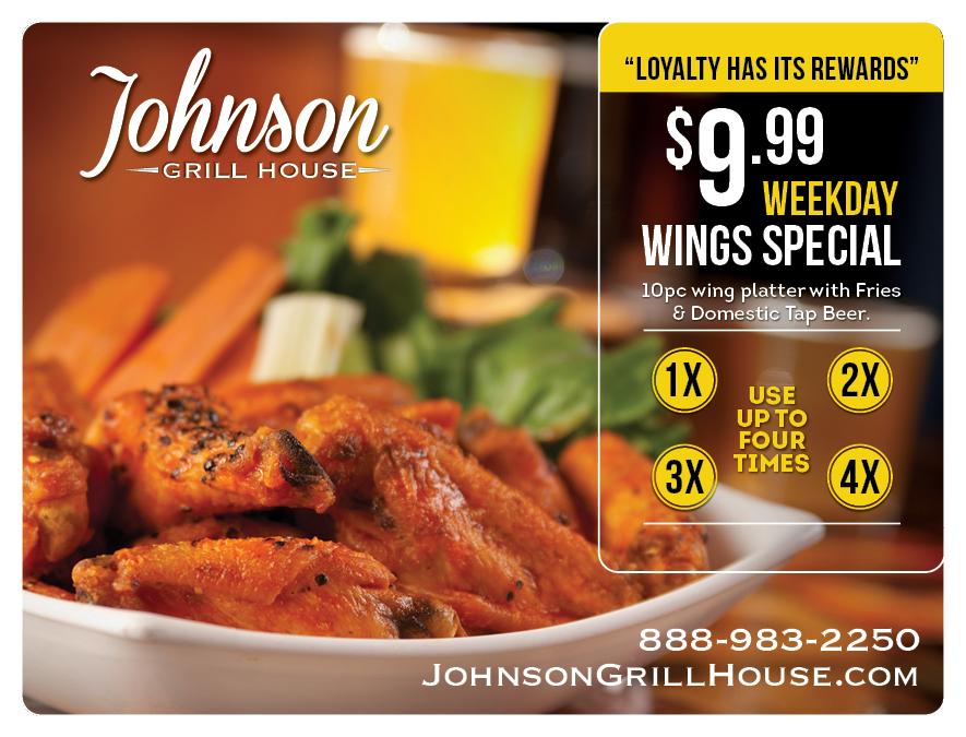 Plastic Postcard Restaurant 5 Wings