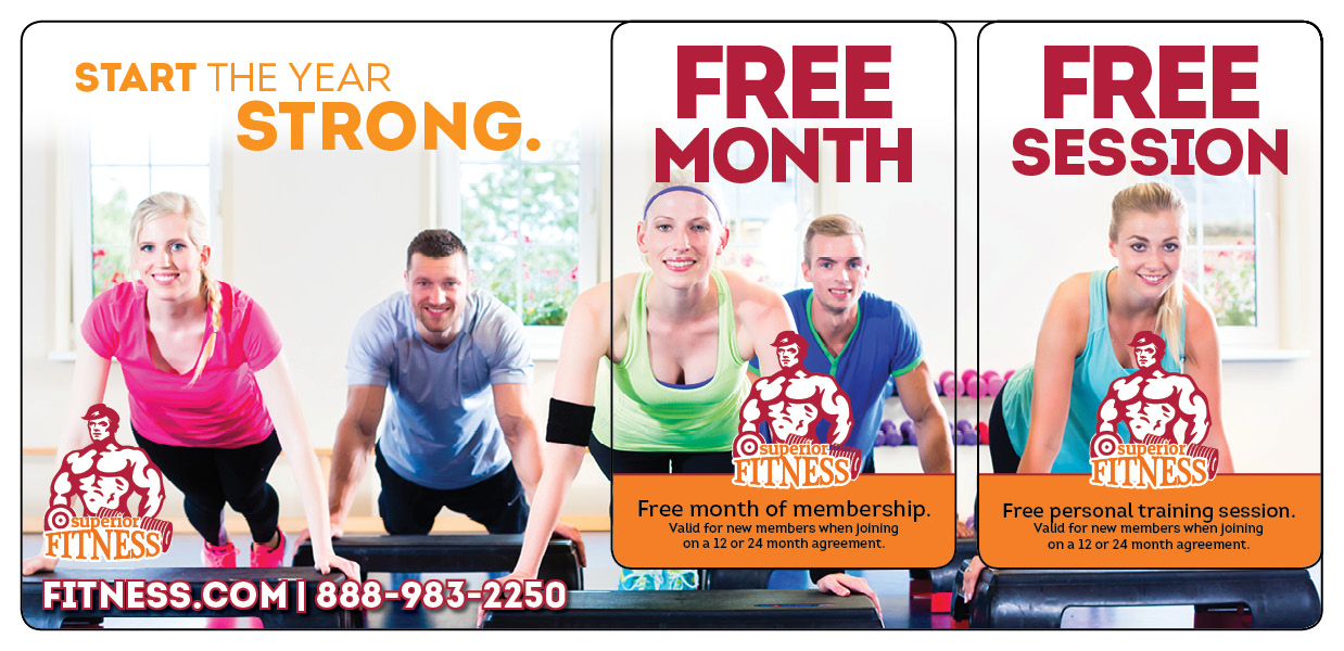 Plastic Postcard Fitness Membership Marketing 17