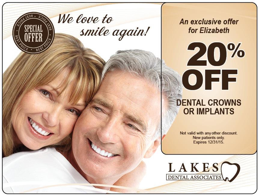 Plastic Postcard Dental 8