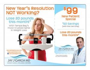Plastic Postcard Weight Loss 2
