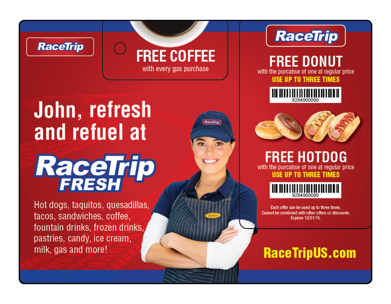 Convenience Store Marketing Direct Mail