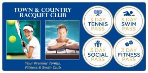 Swim Club Marketing Mailer
