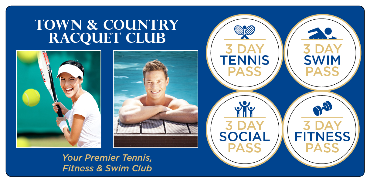 Swim Club Marketing Mailer