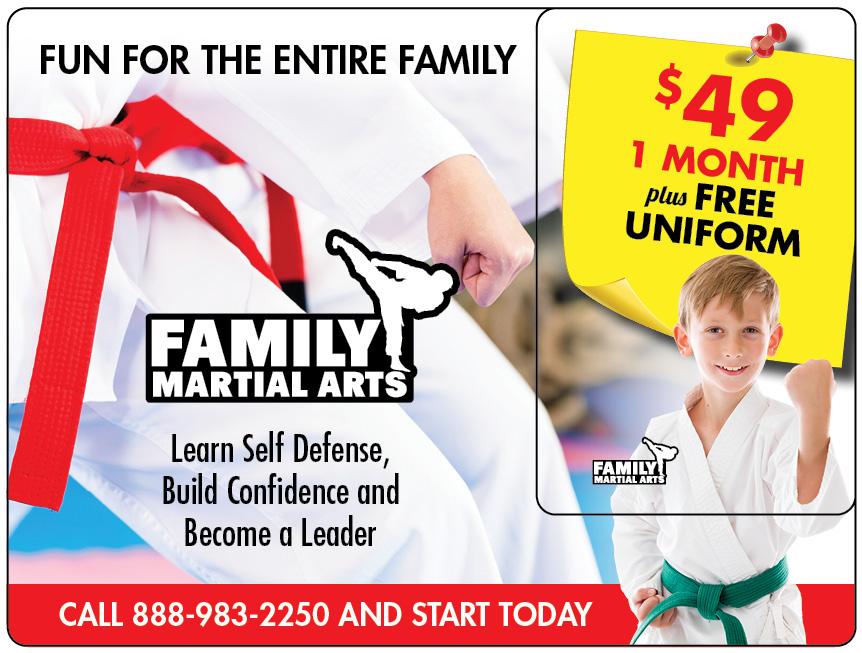 Karate Marketing Direct Mail