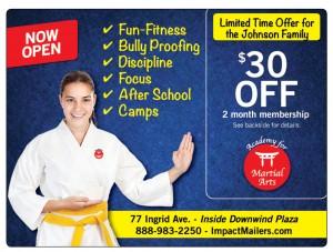 Karate & Martial Arts Marketing 1