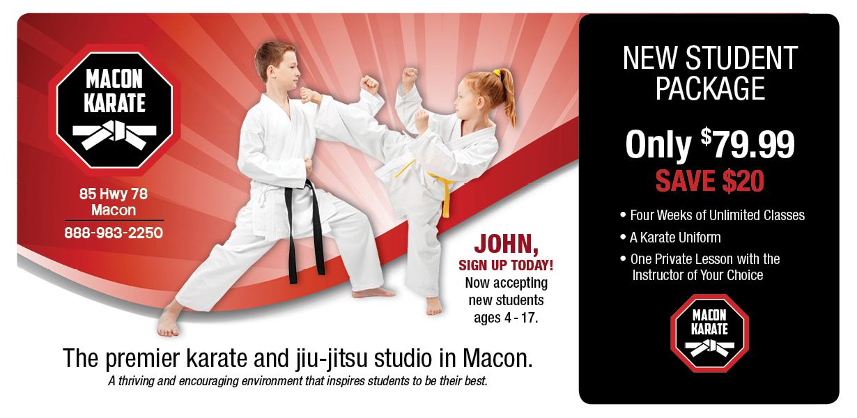Karate Marketing Direct Mail