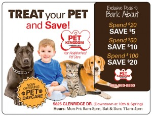 Pet Store Marketing Direct Mail