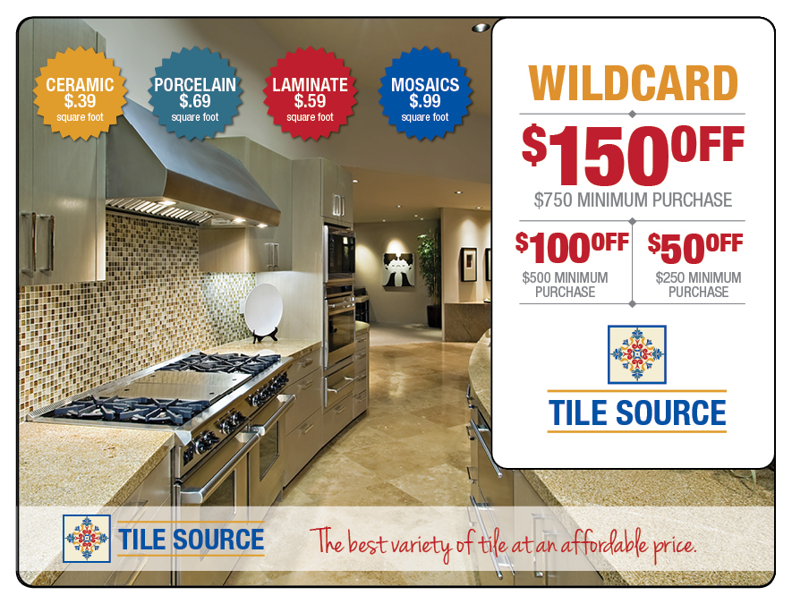 Tile Marketing Direct Mail