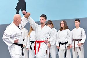 Martial Arts Key Tags