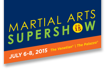 Martial Arts super show logo