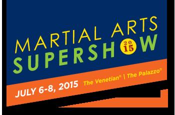 Martial Arts super show logo