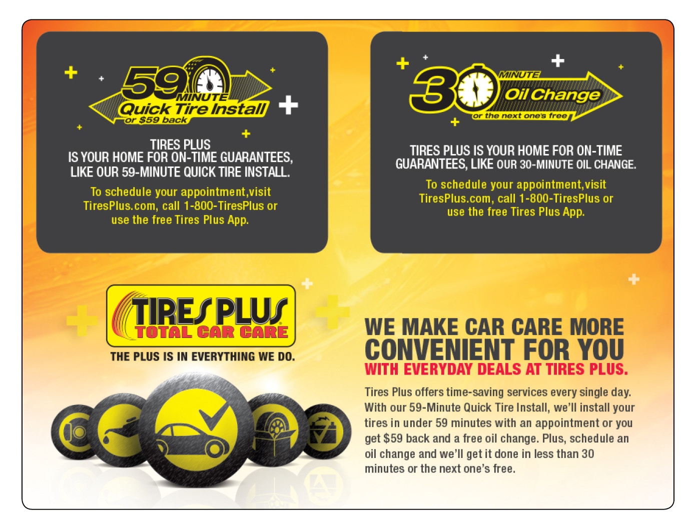 Tire Marketing Direct Mail