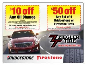 Automotive Service Mailer