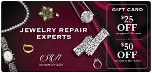 Jewelry Repair Mailer