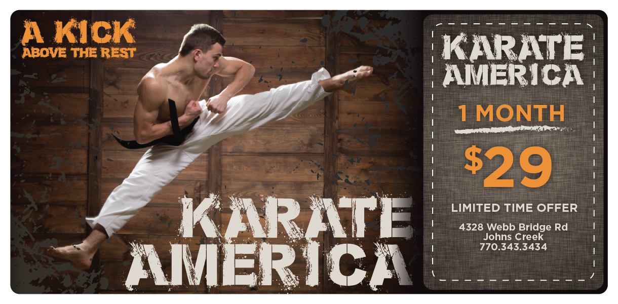 Karate School Marketing
