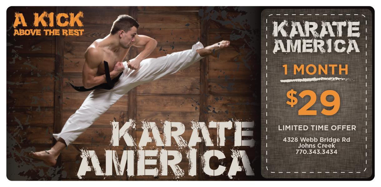 Karate School Marketing