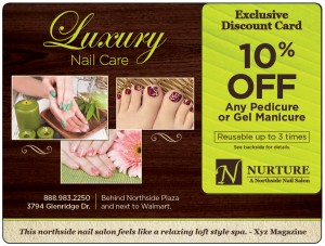 Nail Salon Marketing Direct Mail