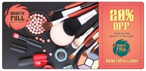 Retail Beauty Supply Marketing Direct Mail   ImpactMailers.com