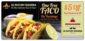 Mexican Restaurant Marketing Direct Mail| ImpactMailers.com