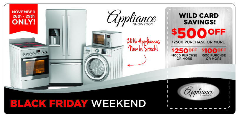 Appliance Marketing Direct Mail