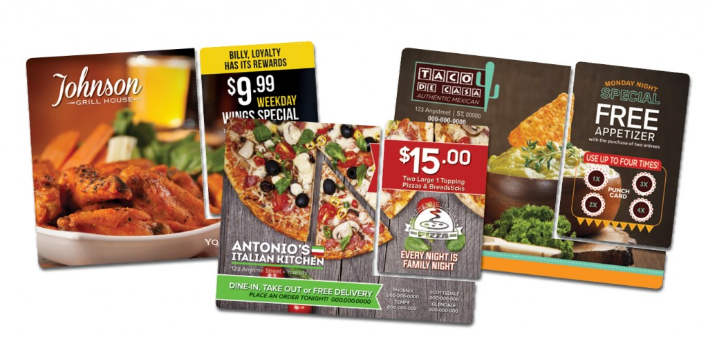 Direct mail service for restaurants near me