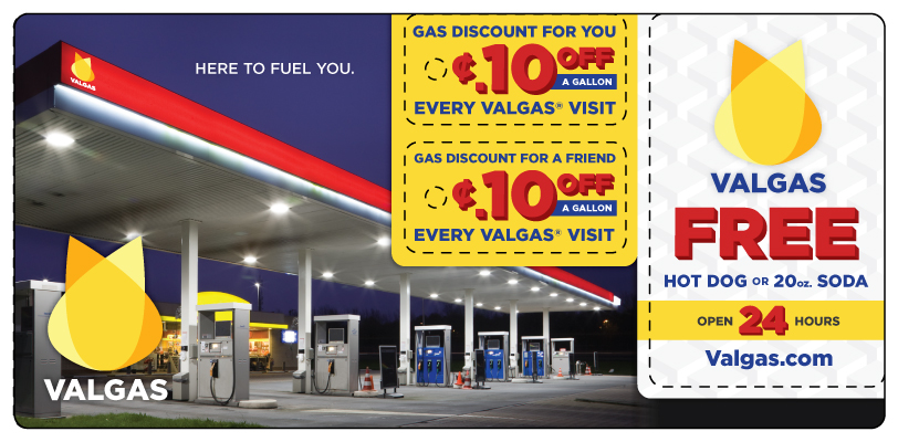 Gas Station Marketing Direct Mail | ImpactMailers.com