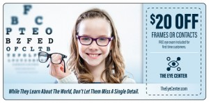 Eyecare Vision Care Marketing DIrect Mail