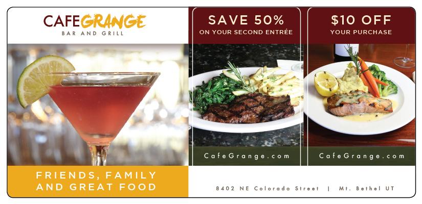 Fine Dining Restaurant Direct Mail Marketing