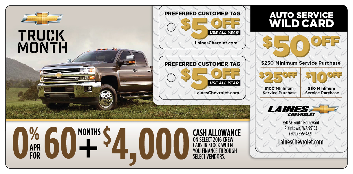 Car Dealer Marketing Direct Mail Plastic Postcard